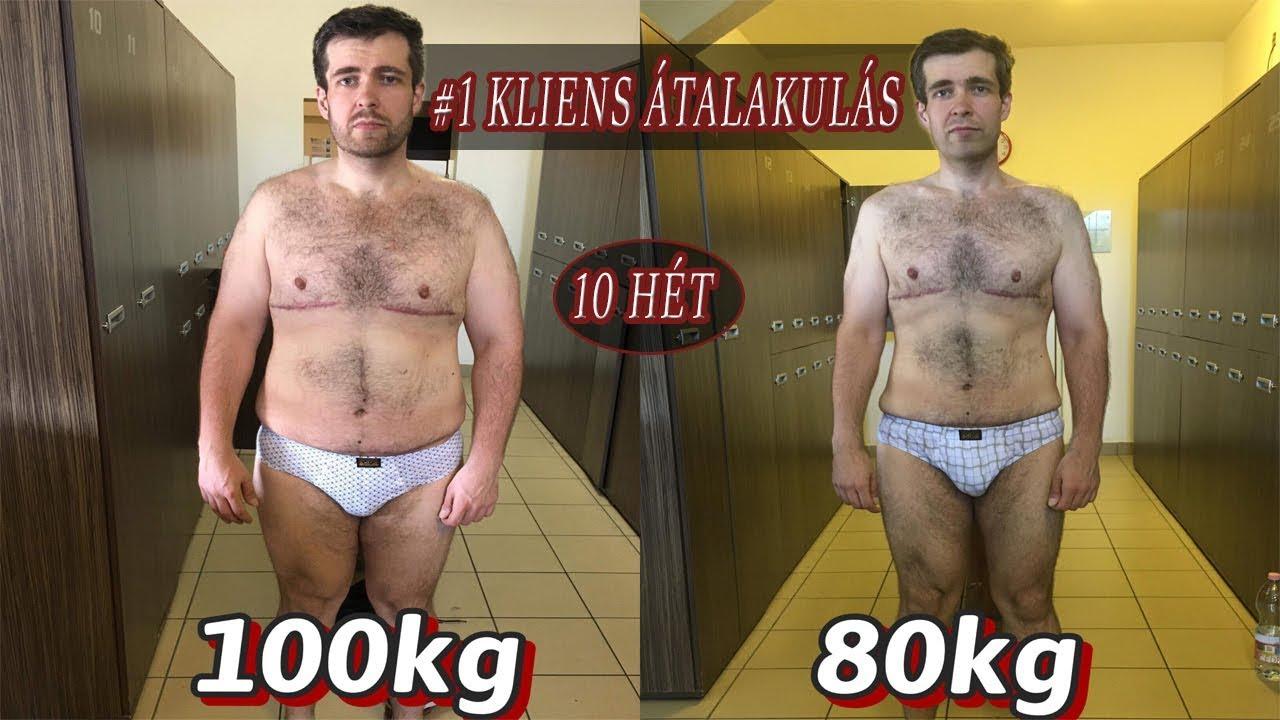 15kg fogyas)