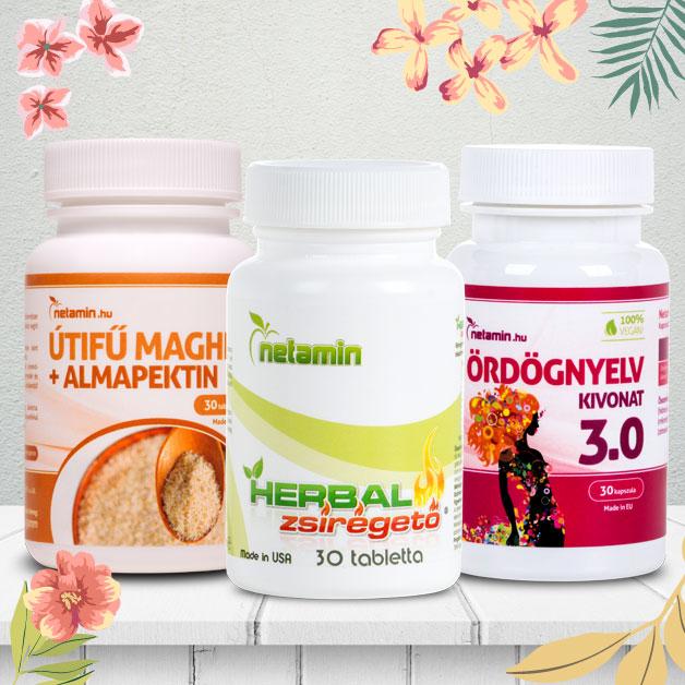 Hatékony zsírégetők mellékhatások nélkül